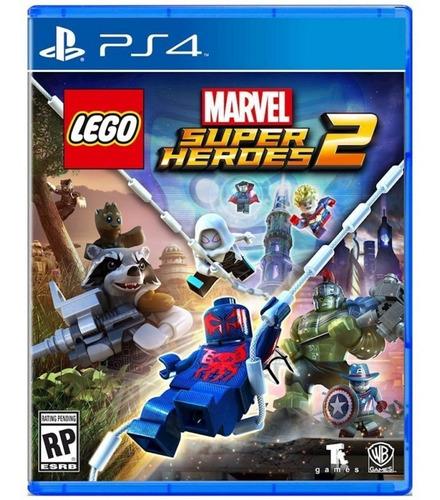 Lego Marvel Super Héroes 2 Ps4 ¡ Totalmente Nuevo Y Sellado!