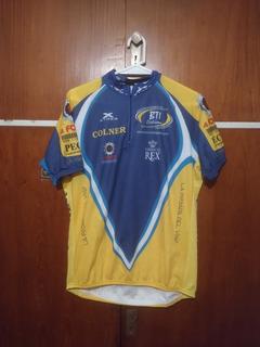 Camiseta De Ciclismo Xtres Talle Xl