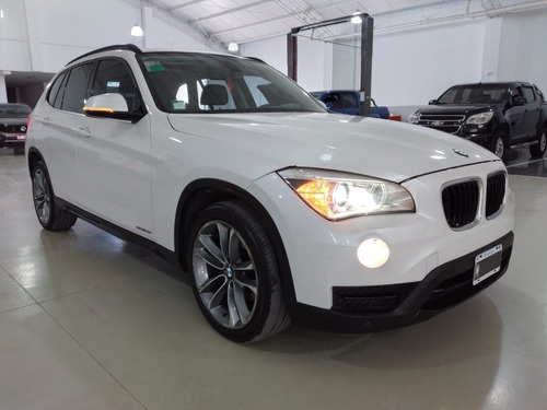 Bmw X1 2.0 Suv Impecable At 2013 Sdrive Active Je
