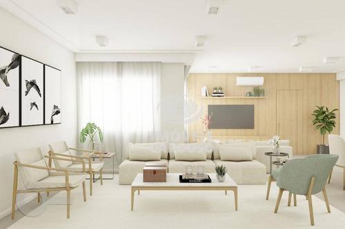 Imagem 1 de 5 de Apartamento Com 3 Dormitórios À Venda, 140 M² Por R$ 1.410.000 - Vila Leopoldina - São Paulo/sp - Ap3837