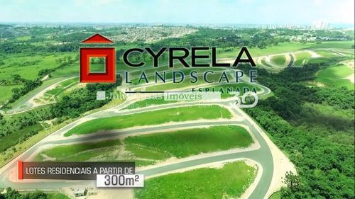 Imagem 1 de 15 de Terreno Em Condominio - Chacaras Residenciais Santa Maria - Ref: 31141 - V-31141