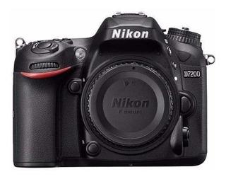 Nikon D7200 24mpx Cuerpo Hd D5500 D7100 D610 Jirehdigital