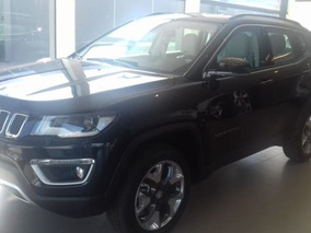 Jeep Compass Limited 2.0 Diesel At 4x4 2017/18 Zero Km