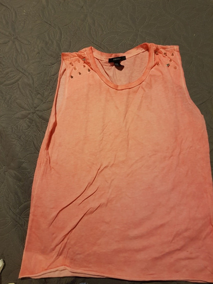 Musculosa Forever 21.