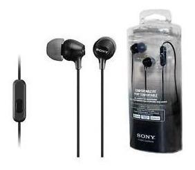 Fone De Ouvido Sony In Ear Mdr-ex15lp Auricular