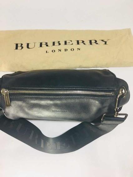 Bolsa Burberry Original Negra