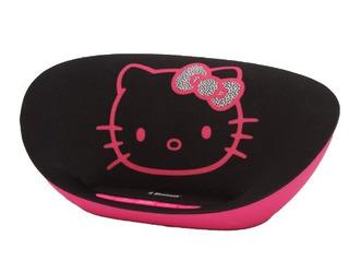 Altavoz Bluetooth Hello Kitty Oval Negro