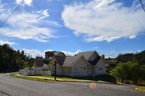 Casa Com 3 Dormitórios À Venda, 300 M² Por R$ 1.702.200,00 - Vale Das Colinas - Gramado/rs - Ca0309
