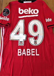 Camisa Besiktas Superliga Turquia 2016/17 Completa