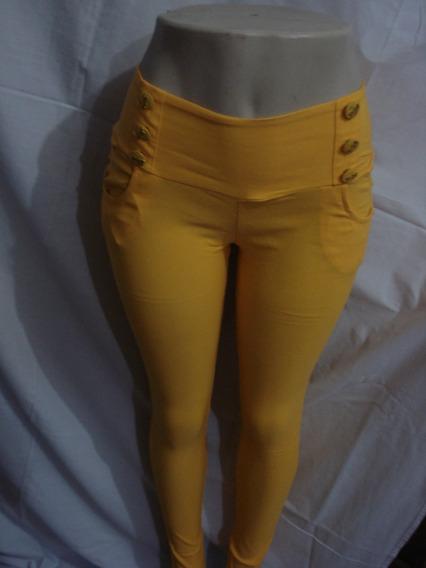 Calça Maxma Amarelas (4 Modelos Diferentes Consulte Tamanho)