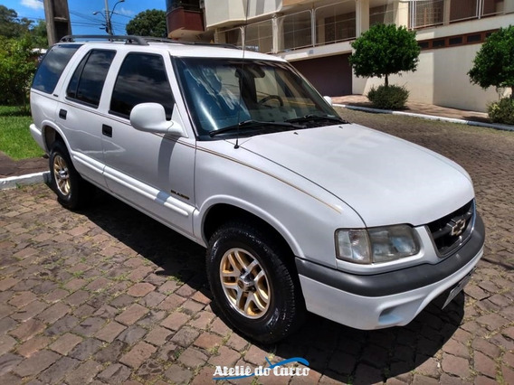 Blazer Executive 2000 V6 Automatic - Vendida