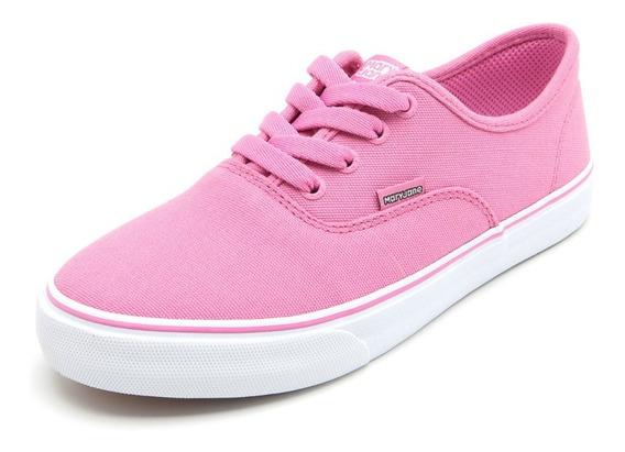 Tênis Mary Jane Venice Pink Rosa Promoção Envio Imediato