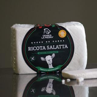 Ricota Salatta X250g - Granja La Piedra