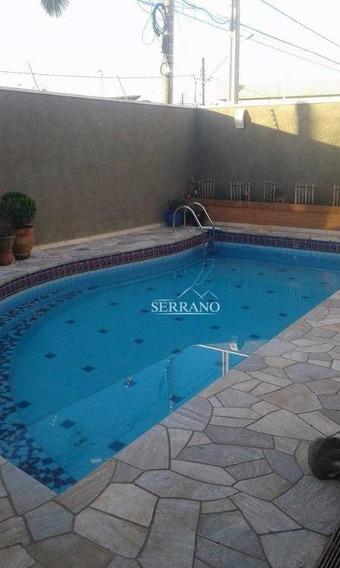 Casa À Venda, 227 M² Por R$ 850.000,00 - Centro - Mogi Mirim/sp - Ca0268