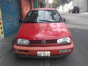 Volkswagen Golf 1.8 City 5vel Aa Mt 1997