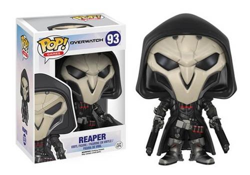 Funko Pop #93 - Reaper - Overwatch Blizzard - 100% Original