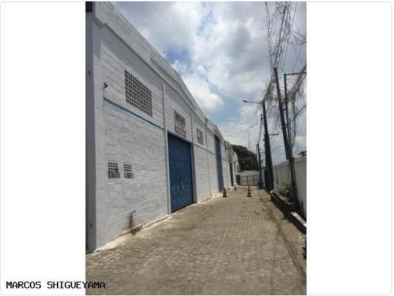 Galpão Para Locação Em Salvador, Valéria - Vg1615