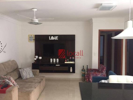 Apartamento Residencial À Venda, Jardim Yolanda, São José Do Rio Preto. - Ap0839