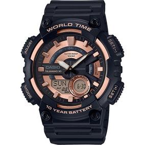 Relógio Cásio Masculino Analógico Digital - Frete Grátis
