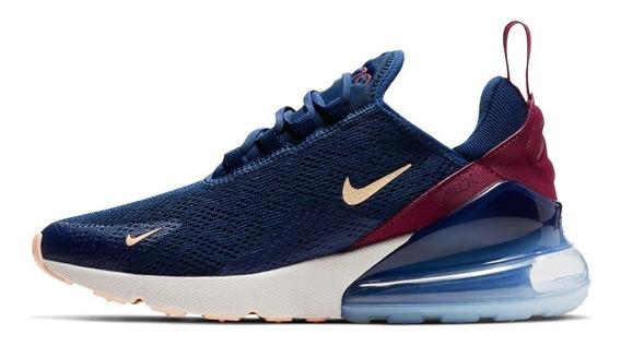 Tênis Nike Air Max 270 Feminino Original