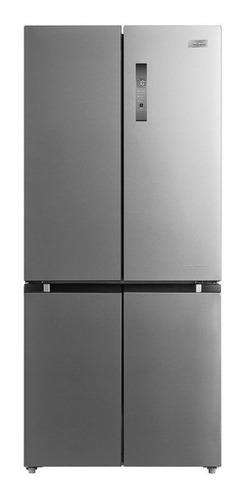 Geladeira/refrigerador 482 Litros 4 Portas Inox Inverter Quattro - Midea - 110v - Md-rf556fga041