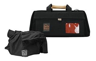 Portabrace Csdv3rqsm3 Mini Dv Carry Case Con Rapido Slick Ne