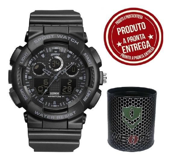 Relógio Masculino G-shock Weide Prova D Agua Promoção Dj0084