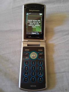 Celular Sony Ericsson W508i (nuevo)