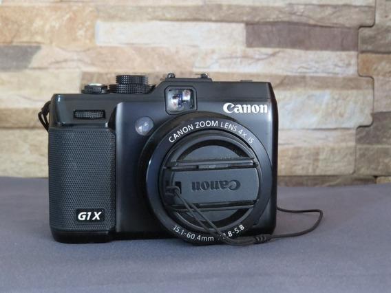 Camera Canon Powershot G1x