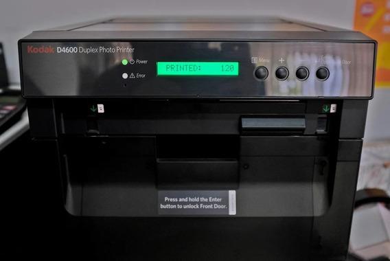 Impressora Kodak D4600 Duplex Photo Printer *promoção*