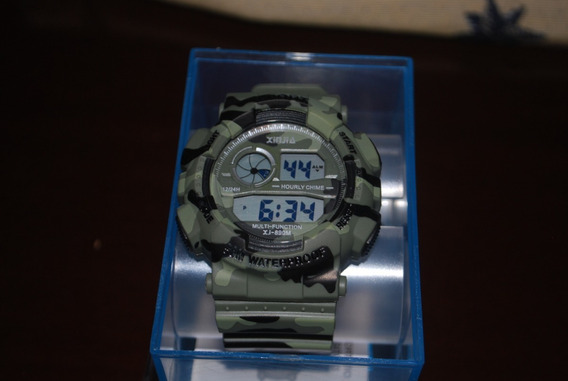 Relógio Xinjia (a Prova D