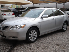 Toyota Camry 3.5 Xle V6 Aa Ee Qc Piel At 2007 Chihuahua