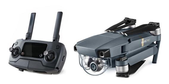 Drone Dji Mavic Pro Combo Fly More Atualizado Calibrado N.fe