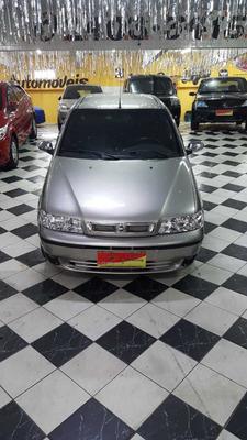 Fiat Siena 1.0 16v Elx Ano 2002 Cinza 5 Portas