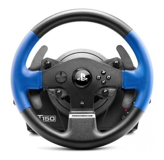 Volante Gamer Control T150 Rs Mexican Version Thrustmaster
