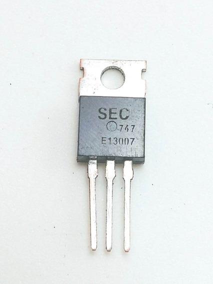 Transistor Mje13007a- Kit 10pçs
