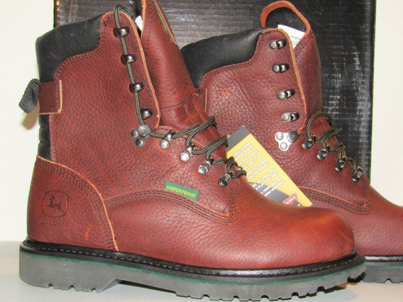 Botas John Deere Laceup Boots - A Pedido_exkarg
