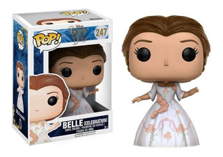 Funko Pop La Bella Y La Bestia - Bella #247 - En Stock!