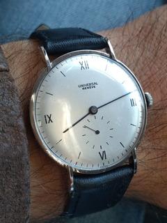 Reloj Universal Geneve, Cal. 264 Del Año 1940