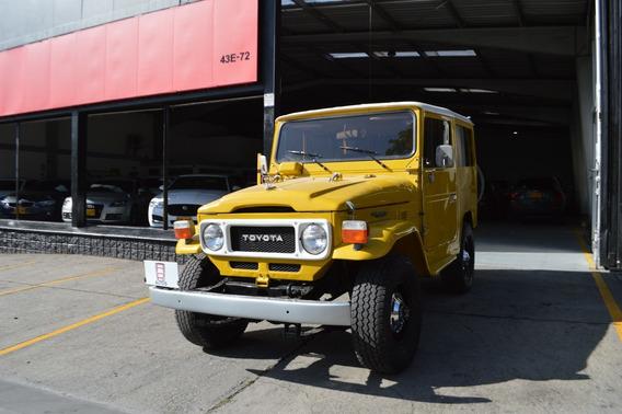 Toyota Fj 78