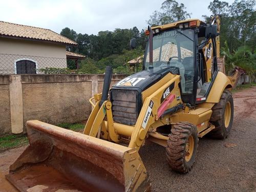 Retroescavadeira Caterpillar 416e 4x2 Ano 2008