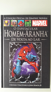 Homem Aranha - De Volta Ao Lar - Salvat