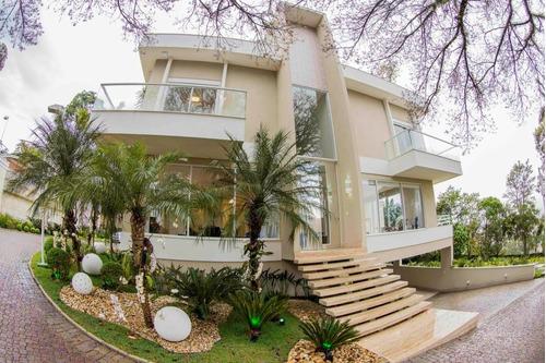 Casa Em Condomínio - Tremembé - 719m² - 4 Suítes - Mi83918