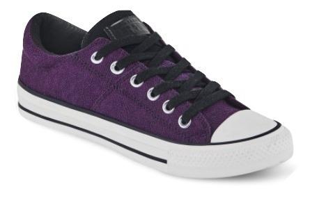 converse mujer purple
