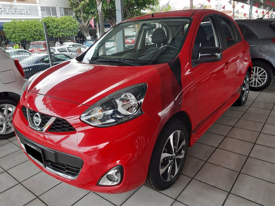 Nissan March Sr Navi Std Ac 2017