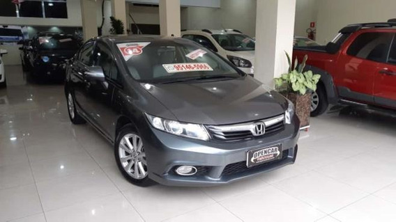 Civic Lxr 2.0 Automatico Flex 2014