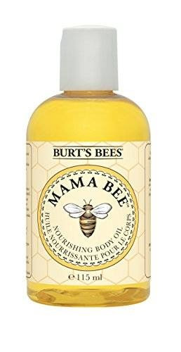 Las Abejas De Burt Mama Abeja 100% Aceite Corporal Nutriente