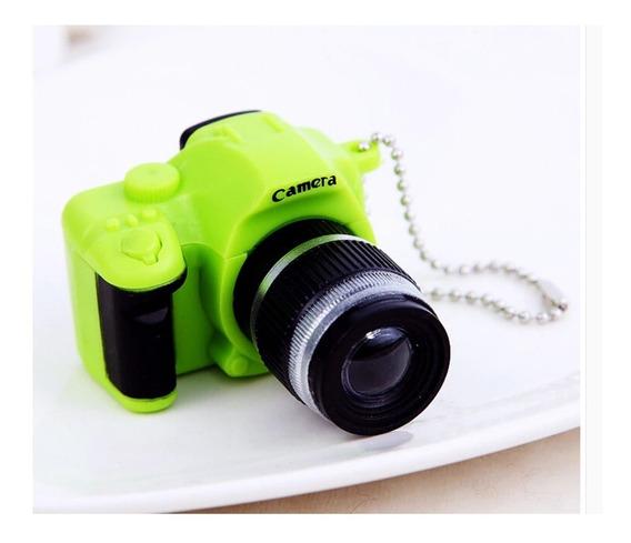 Llavero Camara Fotografica Canon Nikon Fotografos Reflex