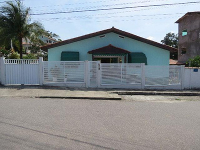 Casa Em Itaipu, Niterói/rj De 0m² 3 Quartos À Venda Por R$ 490.000,00 - Ca214644