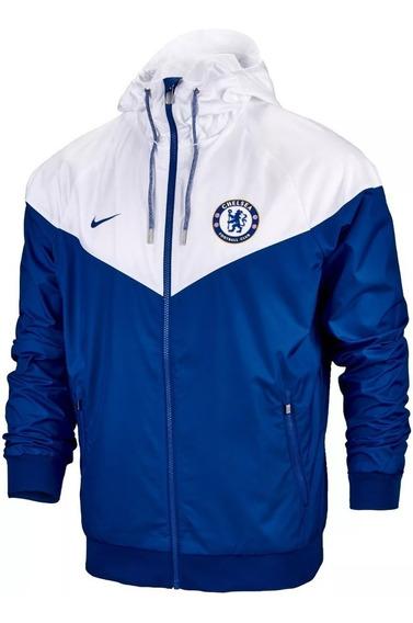 Blusa Tactel Do Chelsea Novo Corta Vento Oficial - Promoção